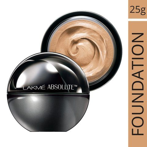 Best Lakme Products -Lakme Mousse Foundation