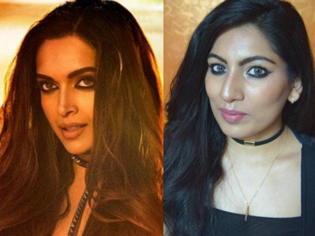 Deepika Raabta Song Inspired Makeup Look