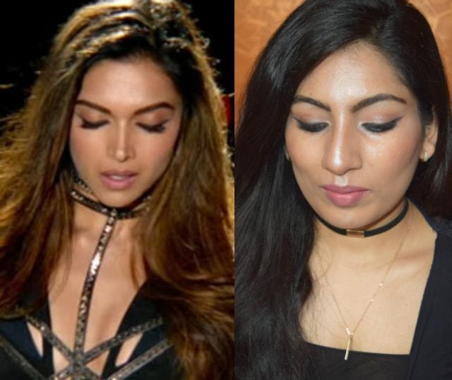 Deepika Raabta Song Inspired Makeup