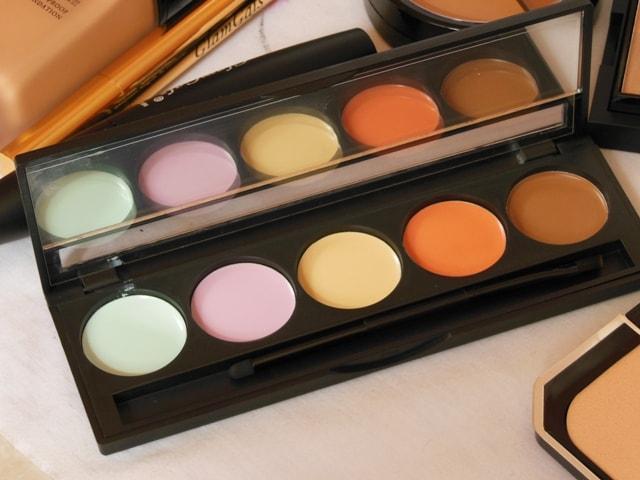 GlamGals Makeup Haul - GlamGals Cosmetics Concealer Palette