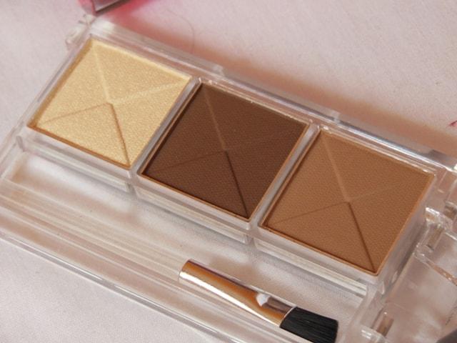 GlamGals Makeup Haul - GlamGals Cosmetics EYe Brow Powder kit