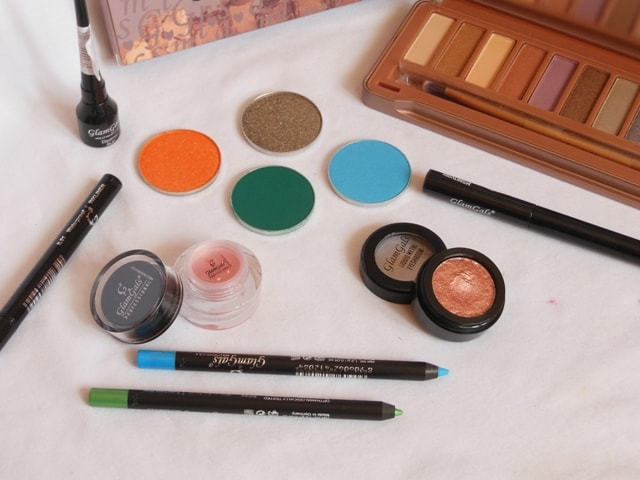 GlamGals Makeup Haul - GlamGals Cosmetics Eye Makeup Products