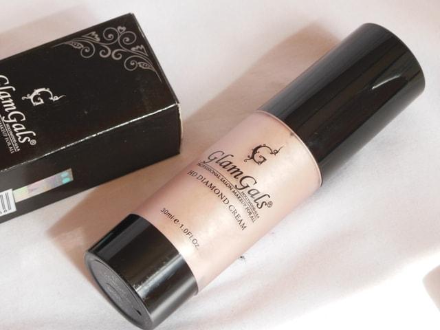 GlamGals Makeup Haul - GlamGals Cosmetics HD Diamond Cream