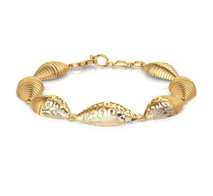 Gold Bracelet - Caratlane