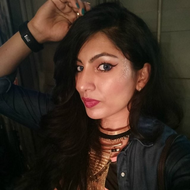 Makeup Makeover at Colorbar Bloggers Meet