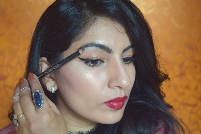 Maybelline Creamy Brow Pencil Look