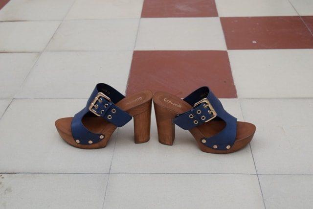 Summer Must Have Shoes - Block Heels