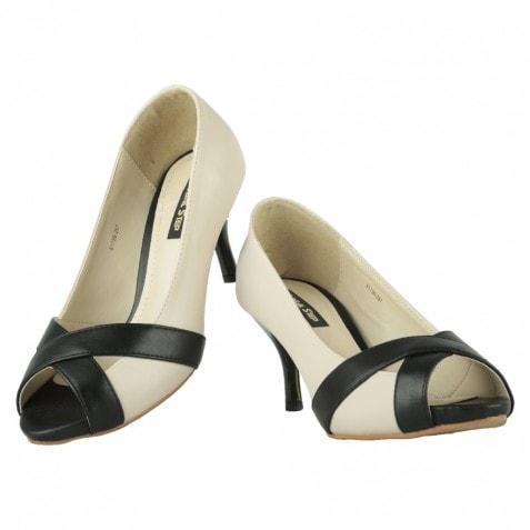 Summer Must Have Shoes - Peep Toe Heels (2)