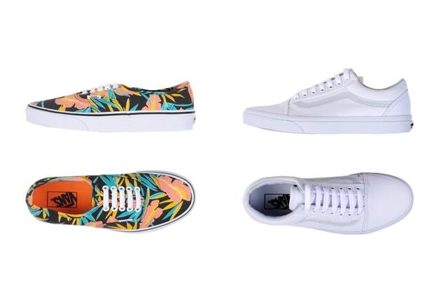 Comfortable Shoes for Women - Vans