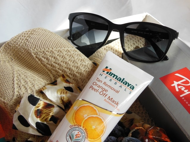 Himalaya Herbals Tan Removal Peel Off mask