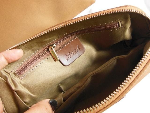 Kinzd Large Makeup Bag Inside