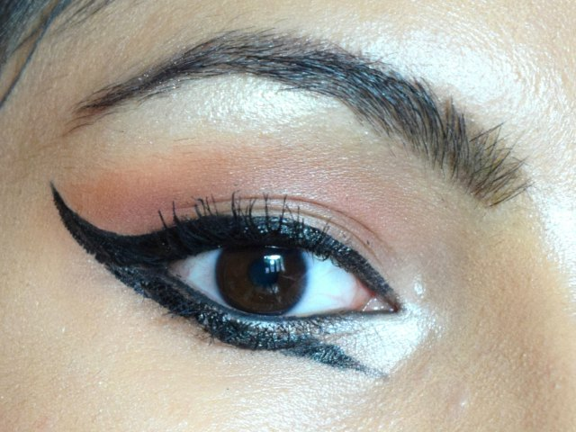 Sugar Arrested for Overstay Waterproof EyeLiner EOTD