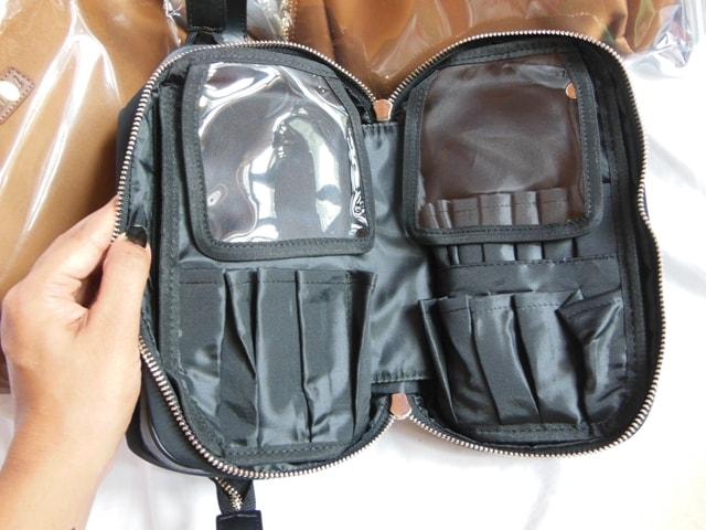 Travel Cosmetic Bag Organizer- Bottom