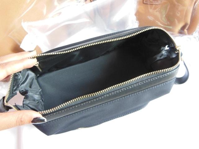 Travel Cosmetic Bag Organizer - Top