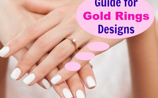 Design Guide for Gold Rings Online