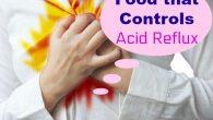 Food that Controls Acid Reflux
