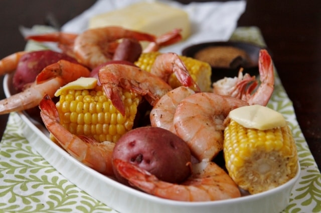 Foods That Fight Acid Reflux - Fish and Seafood