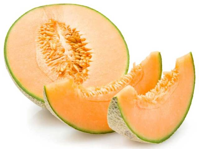 Foods That Reduce Acid Reflux - Melons