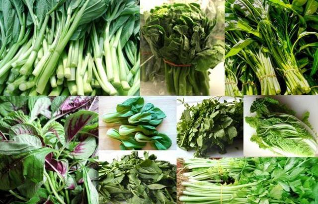 Foods to Prevent Clogged Arteries - Green Vegetables