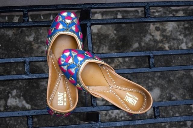 Mojari Shoes - Punjabi Juti Online India
