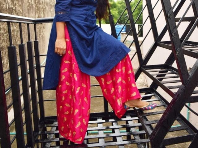 Punjabi Jutti Styling Tips