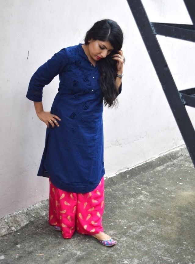 Punjabi Jutti with Casual Wear