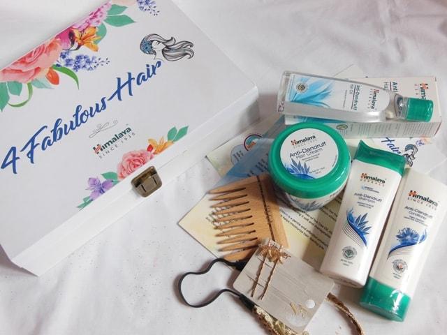 Himalaya Herbals Anti Dandruff Hair Care Range Review