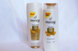 Pantene Total Damage Care Shampoo and Conditioner