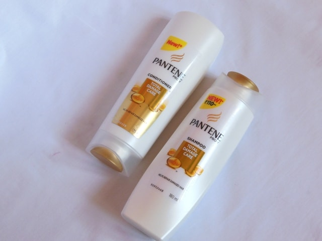 Pantene Total Damage Care Shampoo and Conditioner Combo