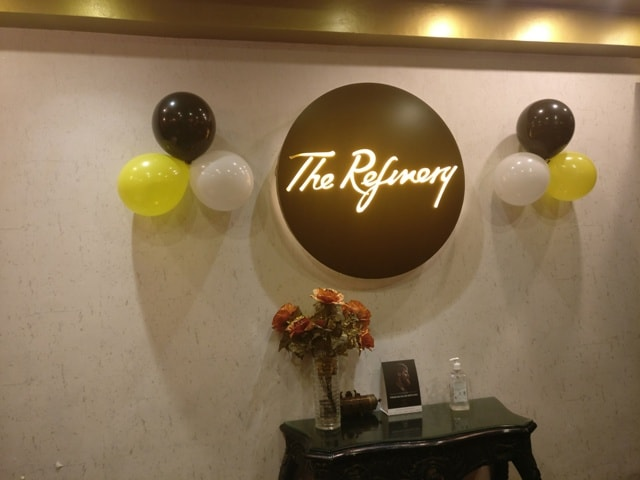 Men's Only Salon The Refinery