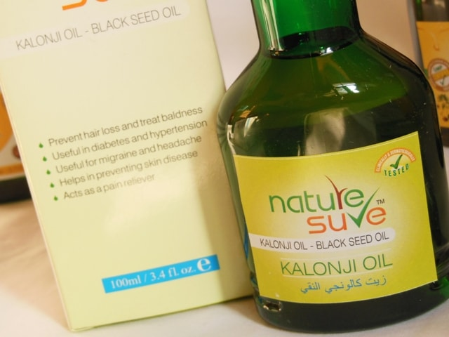 Nature Sure Kalonji Oil