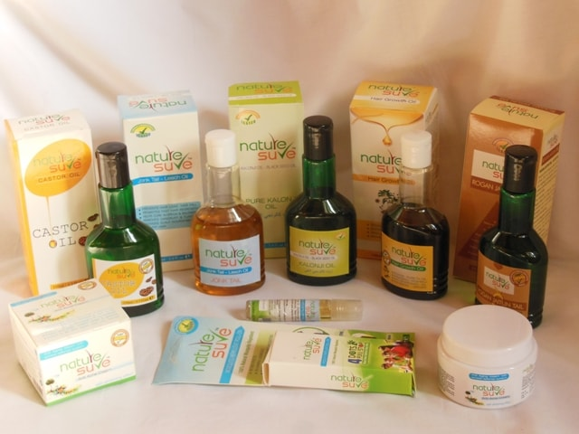 Nature Sure Range of Products