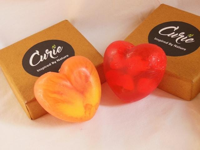 Curie Die Hard ROmantic and Venus Planet Soap