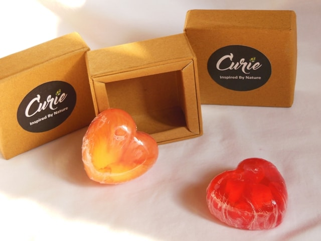 Curie Handmade Luxury Soaps