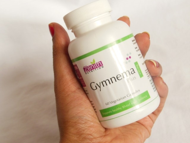 Zenith Nutrition Gymnema Plus Supplement Capsules Review