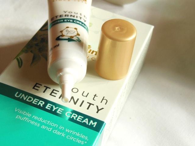 Himalaya Herbals Youth Eternity Eye Cream Packaging