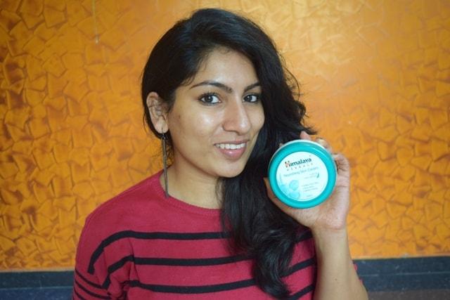 Himalaya Nourishing Skin Cream Review- Winter Skincare Routine