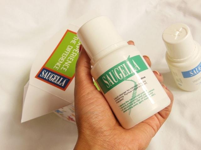 Saugella Intimate Cleanser Attiva