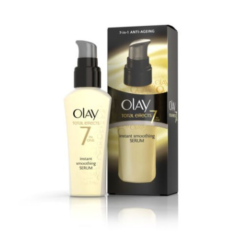 Best Anti-Aging Facial Serums in India- Olay Total Effects 7 In One Anti-Ageing Smoothing Serum 1