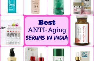 Best Anti- Aging Serums in India 2018