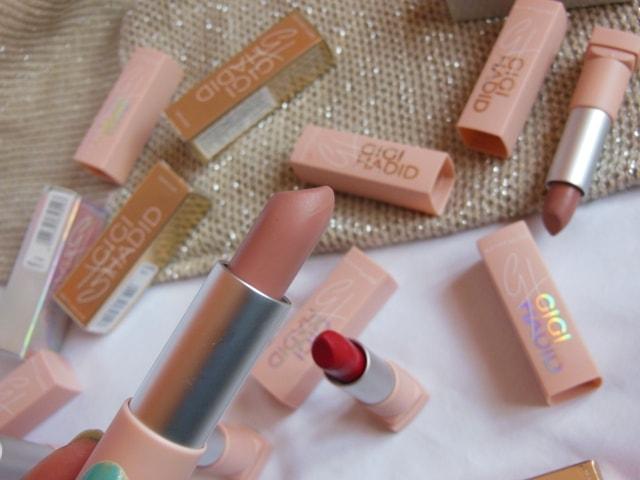 Maybelline X GIGI Hadid Lipstick - Mccalll