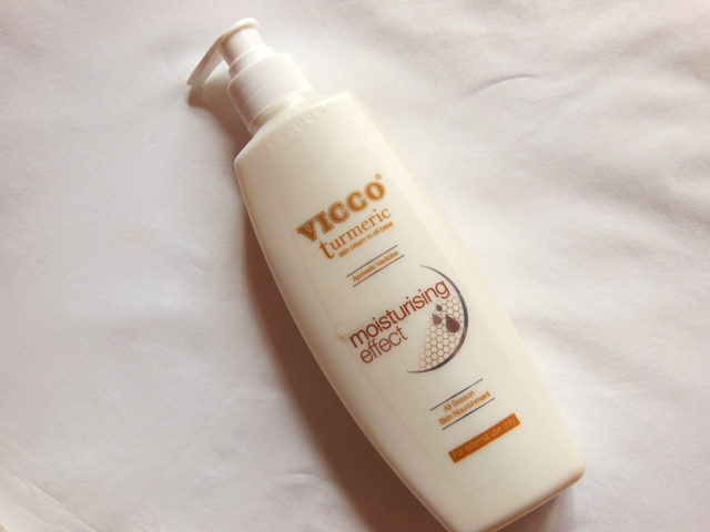 Vicco Turmeric Skin Cream In Oil Base Lotion