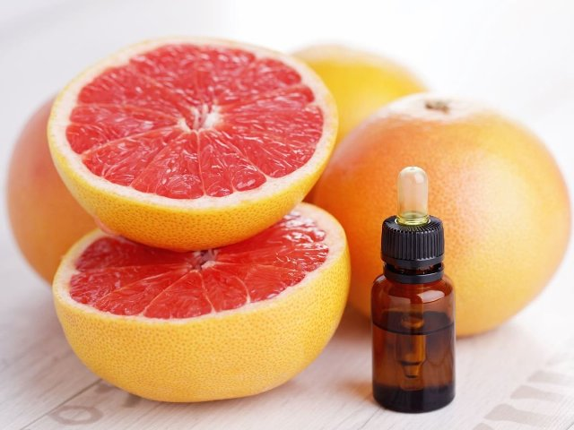 Best Essential Oils for weight loss - Grapefruit essential Oil