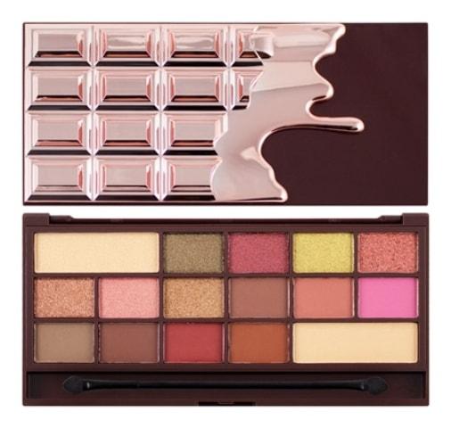 Best Makeup Revolution Makeup Products - Rose Gold Palette