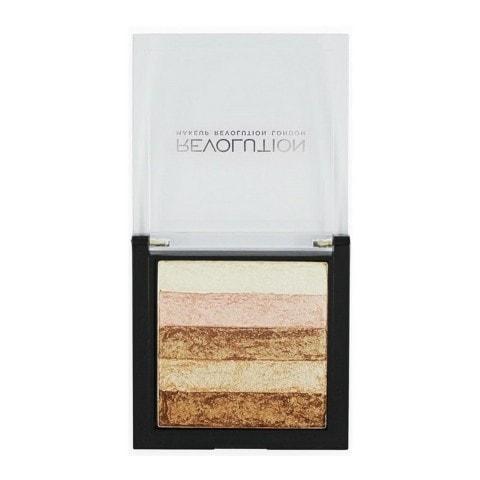 Best Makeup Revolution Makeup Products - Shimmer Brick Radiant