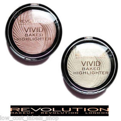 Best Makeup Revolution Makeup Products - Vivid Baked Highlighter