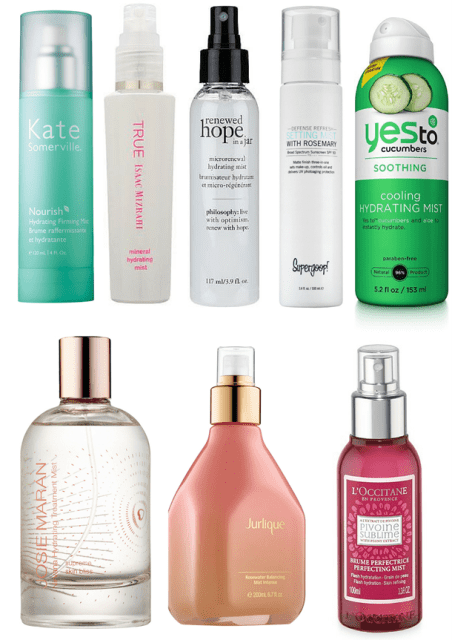 Best Stress Relieving Beauty Products -Facial Mists