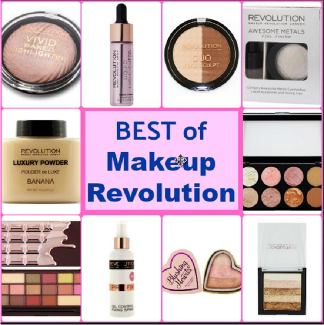 Must have from makeup Revolution