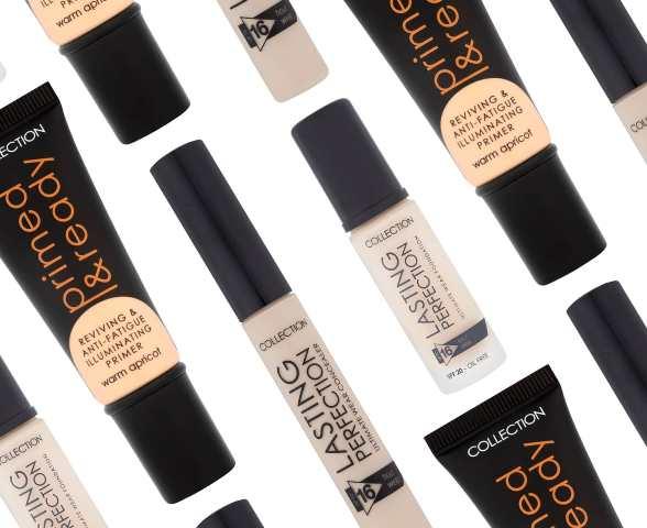 UK Best Drugstore makeup Brands - Collection