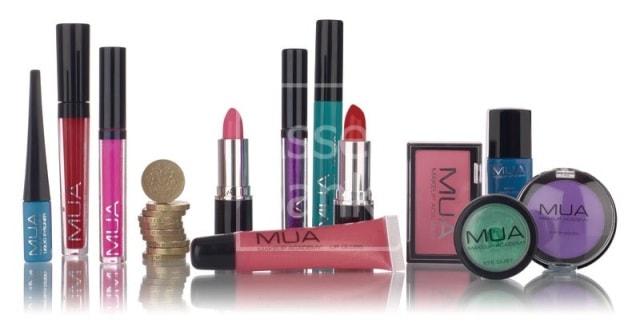 UK Best Drugstore makeup Brands - MUA